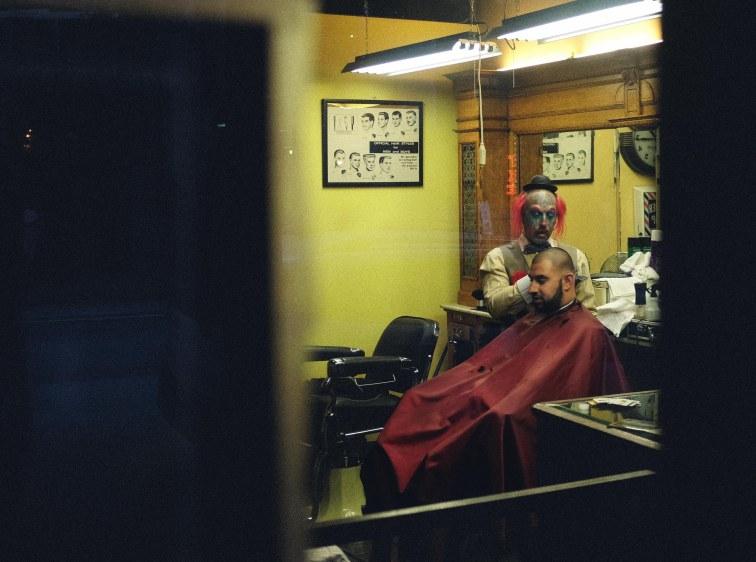 haircutt noise